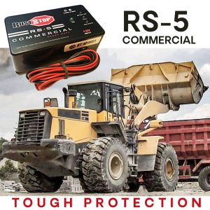 RS-5 12V/24V - Commercial POA Electronic Rust Protection for Vehicles