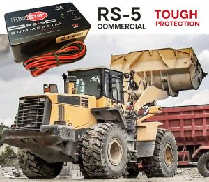 RS-5 12V - Commercial POA Electronic Rust Protection for Vehicles